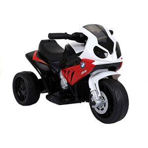 Véhicule électrique pour Enfants Moto électrique - BMW S1000RR - Rouge (e-bsd, neuf)