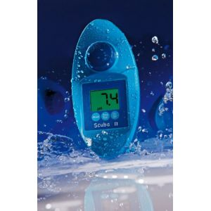 Lovibond sCUBA iI testeur électronique de chlore et de pH-mètre pour la piscine (Opti-Pool, neuf)