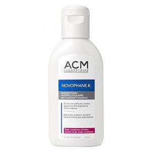ACM Laboratoire dermatologique Novophane shampoing traitement antipelliculaires, 125ML (Rosena DK, neuf)