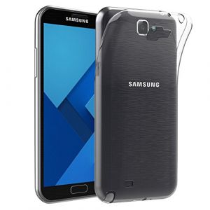 JETech Samsung Galaxy Note 2 Coque de Protection Case Housse Etui Programmable Effacer Shock Absorption Bumper pour Samsung Galaxy Note 2 (JEDirect FR, neuf)