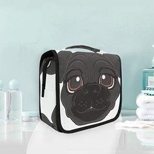 Trousse de maquillage trousse de toilette de dessin animé pour chien animal de compagnie (XiangHefu, neuf)