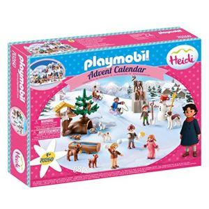 Playmobil 70260 Heidi Calendrier de l'Avent (MANDROPS AG, neuf)