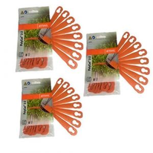 Stihl Sound Polycut 2-2 Plastique Couteau Polycut 2-2 Fsa 45 Coupe-Herbe 40080071000 (ISE Forest & Garden, neuf)