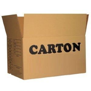 VENTE DE 20 CARTONS DE DEMENAGEMENT LIVRES 35X28,5X30 cm : approuvé par déménageur pro (A.K TRADING, neuf)