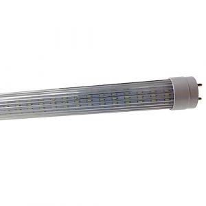 Tube Néon LED 120cm T8 20W - Blanc Chaud 2300K - 3500K (SILAMP FR, neuf)