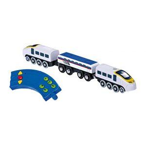 Legler Train électrique avec télécommande à partir de 3 ans ( Neuf )