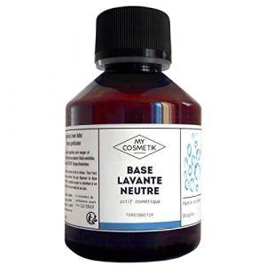 Base lavante neutre - MyCosmetik - 250 ml (LBDN, neuf)