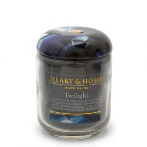 Heart & Home - Home Fragrance Pure Bliss Duftkerze Twilight Duftkerze Twilight 1 (La Schiller, neuf)