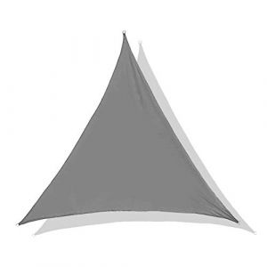 Lanbent Voile d'ombrage Impermeable Triangulaire, 95% Anti UV Abri Voiture de Pergola pour Patio Extérieur, Jardin, Serre, Terrasse et Camping Toile d'ombrage (BIAO Home, neuf)