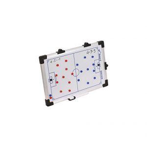Tableau magnétique - tactique - football - 45 x 30 cm (haest-sport, neuf)