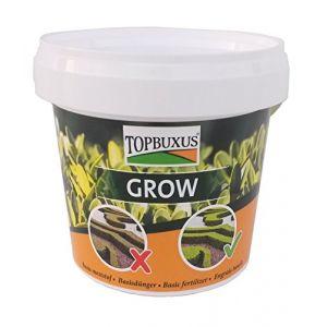 TOPBUXUS GROW, 500g pour 10m2 de buis. Pas de feuilles jaunes, faites comme le producteur de buis! (TOPBUXUS Professional Buxuscare Products, neuf)