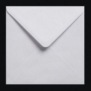 Lot de 200Enveloppes carrées gommées Blanc 100g/m² 155 x 155mm (Mayfair Crafts W1, neuf)