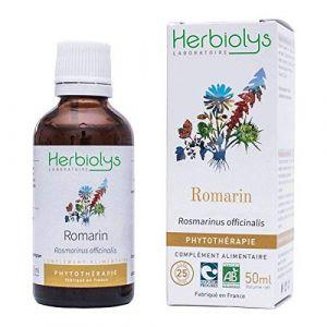 HERBIOLYS - Phytothérapie extrait de Romarin Bio - 50 ml (BIVEA, neuf)