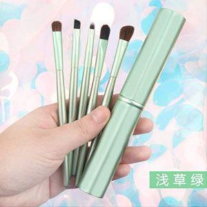 Définir pinceau ombre à paupières pinceau de maquillage des animaux ensemble complet d'outils de maquillage baril pinceau sourcils pinceau nez ombre pinceau pinceau E (zzjiezhinuo, neuf)