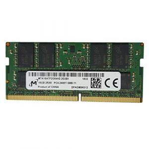 16Go (1x 16GB) Micron Mta16atf2g64hz-2g3b1DDR42400260-pin mémoire SODIMM pour ordinateur portable (Cybist Online (with VAT), neuf)