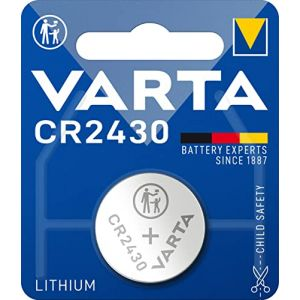 Varta 643 - CR2430 bouton au lithium cellule électronique (dEcolectrix, neuf)