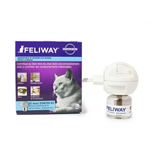 Feliway Diffuseur/Recharge pour Chat 48 ml (Pharma ref, neuf)