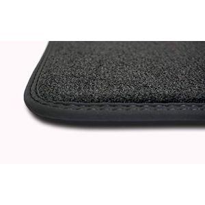 Just Carpets Tapis de Sol Voiture sur Mesure pour Votre X5 F15 | Version: 5 sièges | Année de Fabrication: 2013-11/2018 | 4 Pieces | Qualité: Platinum (Tapis Voiture, neuf)