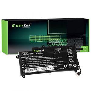 Green Cell® Batterie pour HP Pavilion x360 11-N000NF Ordinateur PC Portable (3800mAh 7.6V Noir) (GreenCellPro, neuf)