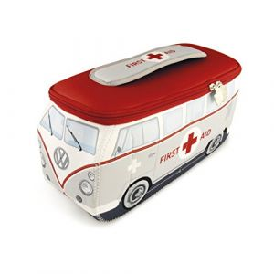 BRISA VW Collection VW T1 Combi 3D Néoprène Sac Universel - First Aid (BRISA Entertainment GmbH, neuf)