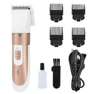 Tondeuse à cheveux professionnelle pour hommes Tondeuse à cheveux Tondeuse à cheveux Tondeuse de précision Tondeuse Homme pour piles rechargeables et rechargeables (Yotown-eu, neuf)