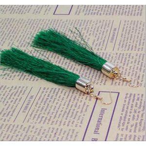 Cadeaux Boucles d'oreilles Femmes Ailes d'ange Boucles d'oreilles Strass Incrusté Alliage Oreille Bijoux Boucle D'oreille Partie Plume Gothique Plumee0163 vert (Graceguoer, neuf)