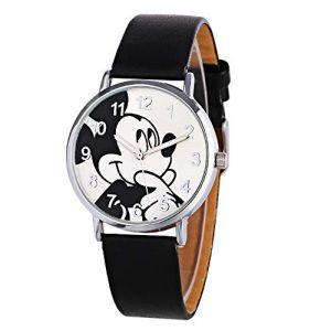 HWCOO Belle Montre Bracelet Montre Mickey Mouse à la Mode pour Femmes (Color : 3) (HWCOO Store, neuf)