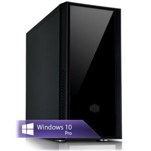 Ankermann Bildbearbeitung Video PC Garantie de 24 Mois, Intel i7-8700K 6x3.7GHz GTX 1060 6GB 4K 32GB RAM 500GB Samsung 970 Evo Plus M.2 Windows 10 Pro (Ankermann Computer, neuf)