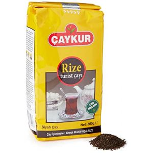 Caykur Rize haute qualité thé noir turc de Turquie (500g) (Seba Trade, neuf)
