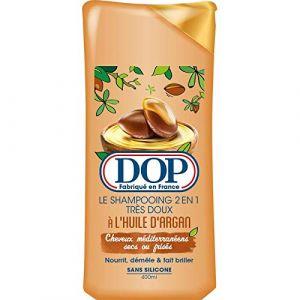 Dop - Shampoing Huile Argan 400Ml - Lot De 5 - Vendu Par Lot - Livraison Gratuite En France (Elegance catel, neuf)