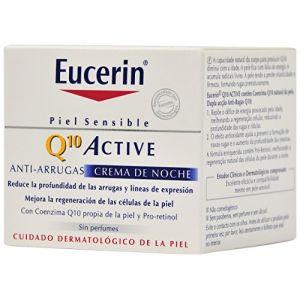 Eucerin Q10 Active Crème de Nuit Antiarrugas Crème de Nuit (BOC Online, neuf)
