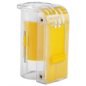 jieGREAT Pince à attrape-reine à une main Outil d'apiculteur Matériel d'apiculture Coupe en cage (jieGREAT, neuf)