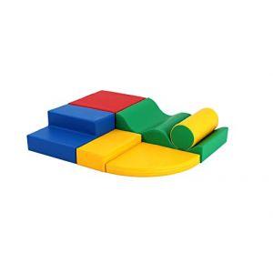 IGLU XL Blocs de Construction en Mousse, Jouets éducatifs - Marque Set 28 (IgluSoftPlay, neuf)