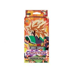 Dragon Ball Super Card Game - Clash of Fates - Premium Pack (français) (Le repaire du jeu, neuf)