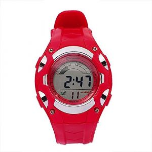 Mingui e-121–Montre Watch Enfant Digitale Quartz Etanche Chrono Alarme (MONTRE-STYLE, neuf)