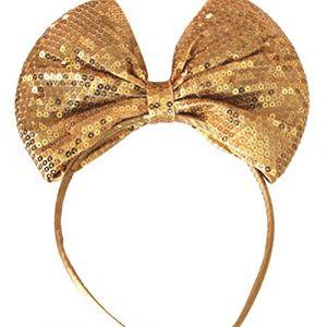 frcolor couches pour bowknot avec accessoires pour cheveux pour Filles avec paillettes pour enfants small or (Ansuen, neuf)