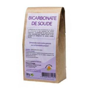 Bicarbonate de soude alimentaire - 500 g (Santé Bio Europe, neuf)