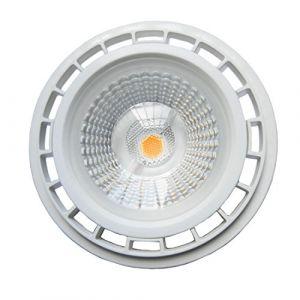 Akaiyal 12W AR111 GU10 LED Lampe 220V COB ES111 Spot Réflecteur Ampoules Blanc Frais 6000K 1200 Lumens 60 Degrés en remplacement de 75W Ampoule Halogène (1-Pack, non-Dimmable) (Akaiyal, neuf)