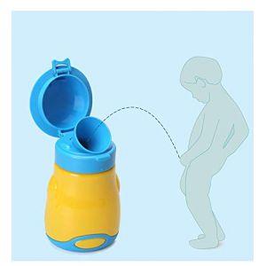 Jessie Urinoir portable pour bébé et enfant réutilisable pour le camping, la voiture, les voyages pour,entrainement à la propreté (garçons) (JEssie, neuf)