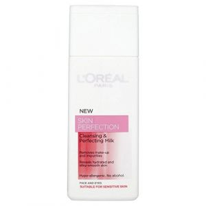 L'Oréal Paris Dermo Expertise Triple active Re-Nourrir anti-dessèchement Lait Démaquillant (200ml) - Paquet de 6 (Zu Store, neuf)