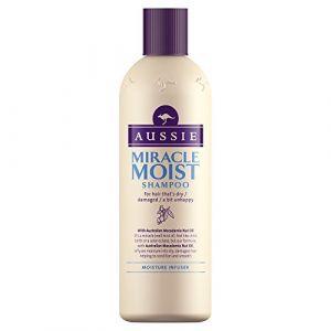 Aussie Miracle Moist Shampoo 300 ml - by Aussie (Catwalk Beauty & Bags, neuf)