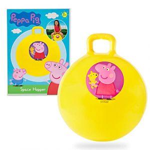 Peppa Pig Ballon Sauteur Enfant, Jeux Ballons Sauteurs 45 cm, Jouet Sauteur Interieur Exterieur 3 Ans + (Get Trend., neuf)