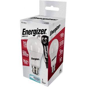 Energizer LED–GLS lumière du jour ampoule B22à baïonnette–12,5W (eq 100W) (Go Green Batteries FR, neuf)