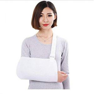 Eleusine Sangle réglable de soutien d'orthèse de coudière de soutien-gorge de coude en mesh respirant unisexe (style 2) (Yiwu Shi Pei Lv Dian Zi Shang Wu Shang Hang, neuf)