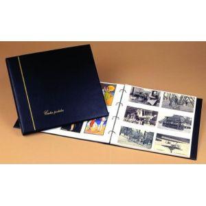 Album pour 180 Cartes Postales Anciennes 4103 (ID, neuf)