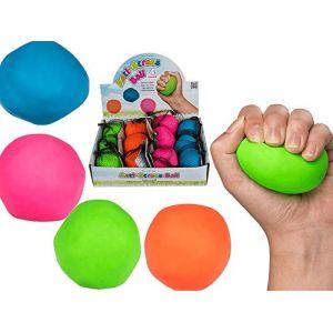 La vraie Balle anti stress - Antistress ball - Couleur aléatoire ( Neuf Marketplace )