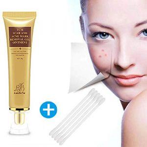 Suppression de cicatrice d'acné,Fulltime 30ml Crème de retrait de cicatrice d'acné Crème de visage de réparation de peau Crème de visage d'acné (Fulltime, neuf)