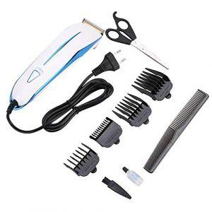 Kit de coupe de cheveux Surker électrique tondeuse à cheveux Pro coupe complète de cheveux et de barbe pour homme femme enfant coupe de cheveux pour personnes âgées ensemble 220v (Canyitar, neuf)