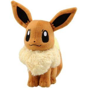 Yao Design Peluche Pokemon Evoli 30 cm (XECHIS, neuf)