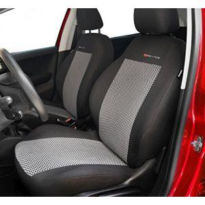 Housse de siège universelle Elegance pour CITROEN (AX - BX - C3 - C4 - C5 - CX - SAXO - XANTIA - XM - XSARA - ZX) (P2) (VTVauto, neuf)